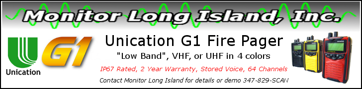 Monitor Long Island Unication G1
